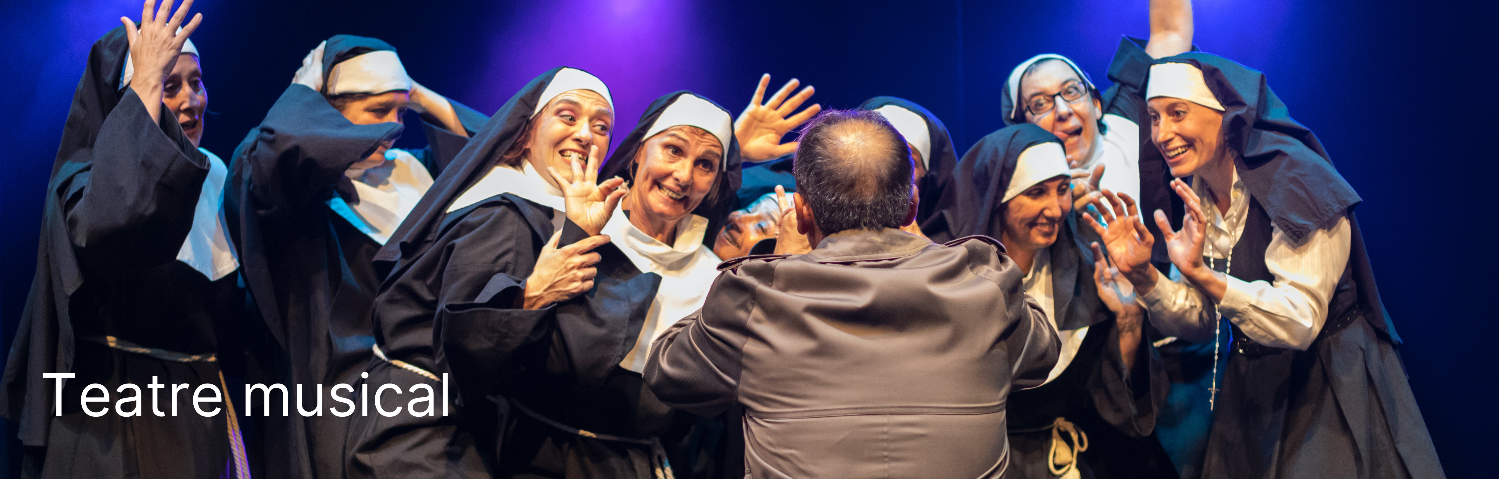 Teatre musical Sister Act