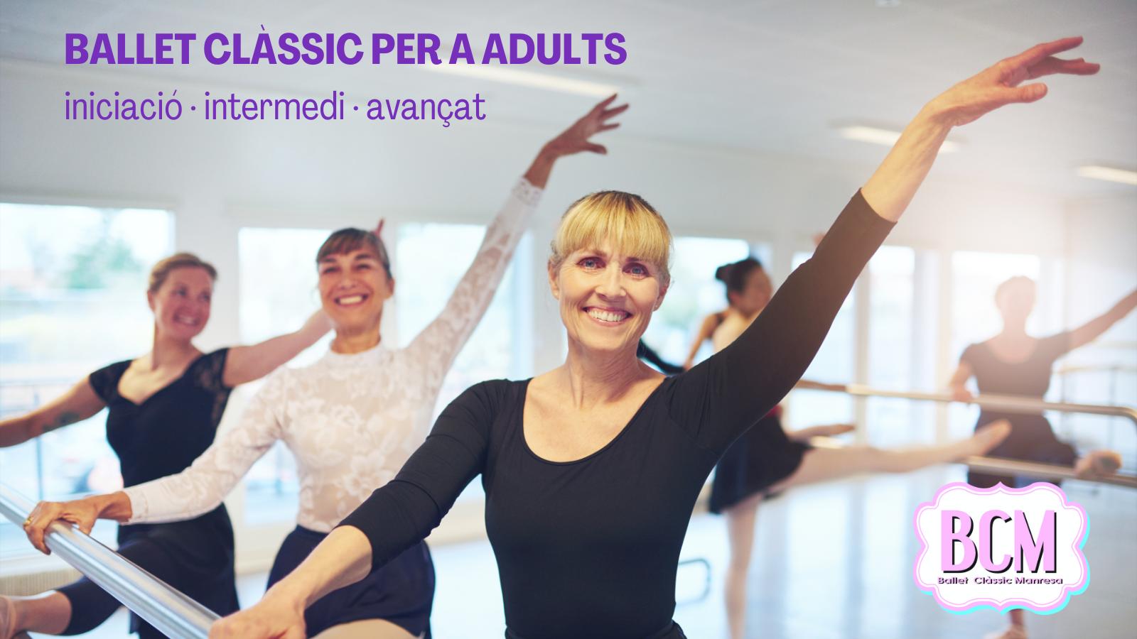 Ballet clàssic per a adults